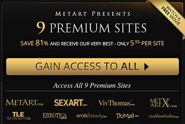 Metart.com network discount