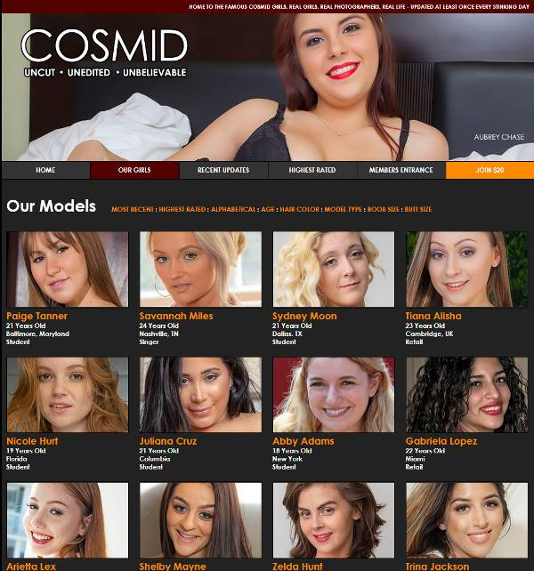 Cosmid.net discount
