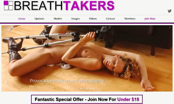 Breath-takers.com discount